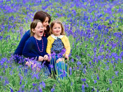 Book Now! Bluebell Photo Shoot