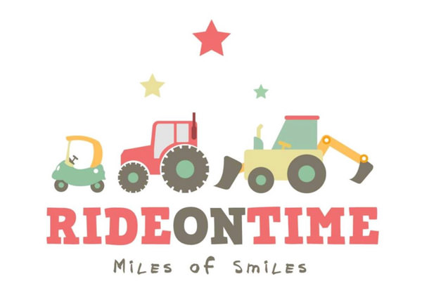 Ride on Time Logo