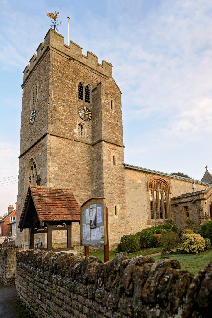 St Peter's Church Drayton Oxfordshire